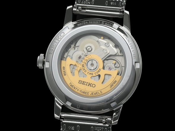 SEIKO AUTOMATIC PRESAGE SARY179 Made in Japan