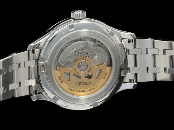 SEIKO AUTOMATIC PRESAGE SARY185 Made in Japan