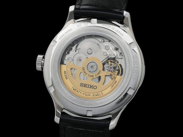 SEIKO AUTOMATIC PRESAGE SARY187 Made in Japan