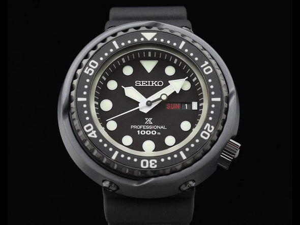 Seiko Marine Master Professional 1000M Diver Quartz Sbbn047 Made In Japan