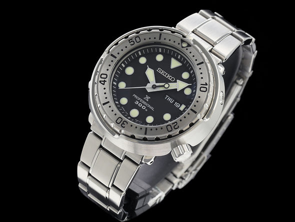 SEIKO Marine Master Professional 300M Diver Quartz SBBN049 Made in Japan