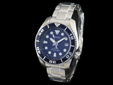 SEIKO Prospex 200M Diver Automatic SBDC033 Blue Made in Japan - seiyajapan.com