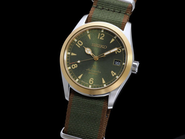 SEIKO Automatic Alpinist 38mm SBDC138
