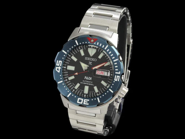 Seiko Prospex 200M Diver Automatic Sbdy057 Monster Padi Special Edition