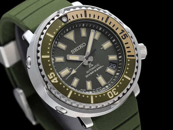 SEIKO Prospex 200M Diver Automatic SBDY075 Made in Japan