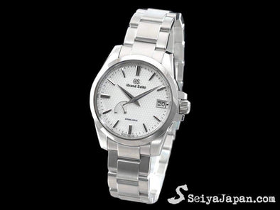 Grand Seiko Spring Drive SBGA225 /Current price - seiyajapan.com