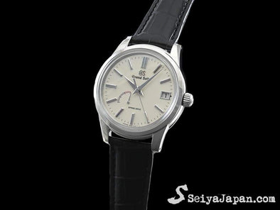 Grand Seiko Spring Drive SBGA293 /Current price - seiyajapan.com