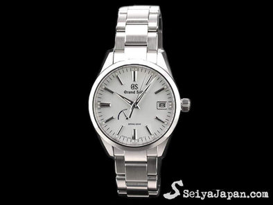 Grand Seiko Spring Drive SBGA299 /Current price - seiyajapan.com