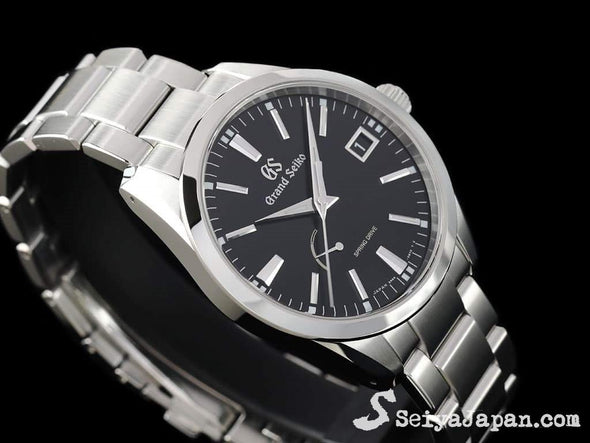 Grand Seiko Spring Drive SBGA301 /Current price - seiyajapan.com