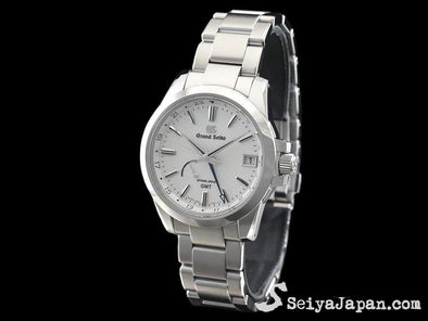 Grand Seiko Spring Drive GMT SBGE209 /Current price - seiyajapan.com