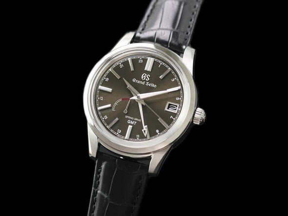 Grand Seiko Spring Drive GMT SBGE227 /Current price - seiyajapan.com
