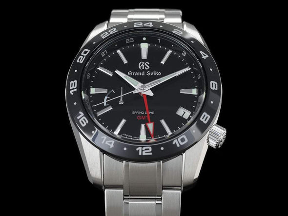Grand Seiko Spring Drive Gmt Sbge253 /current Price
