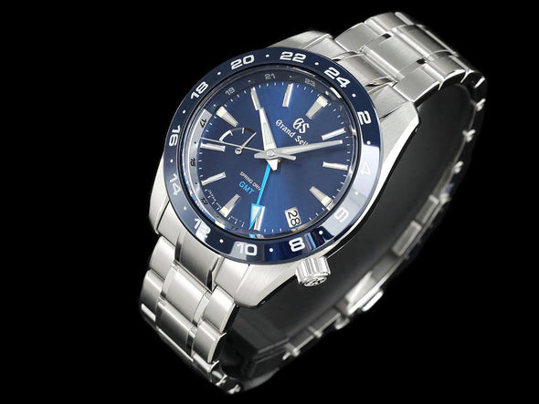 Grand Seiko Spring Drive Gmt Sbge255 /current Price