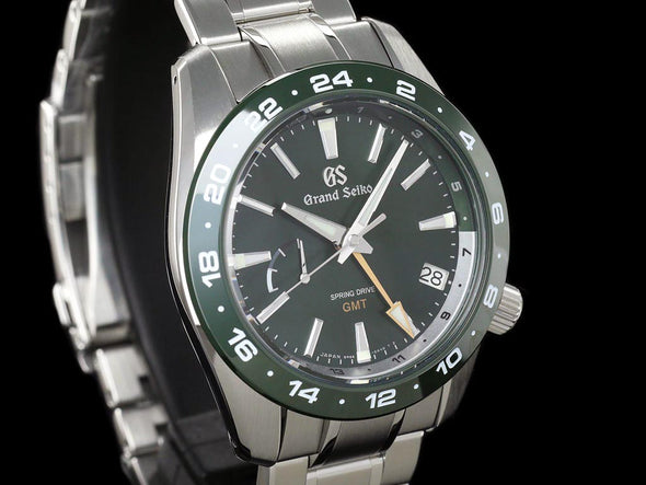 Grand Seiko Spring Drive Gmt Sbge257 /current Price