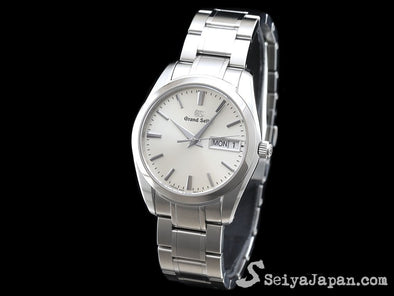 Grand Seiko Quartz SBGT235 /Current price - seiyajapan.com