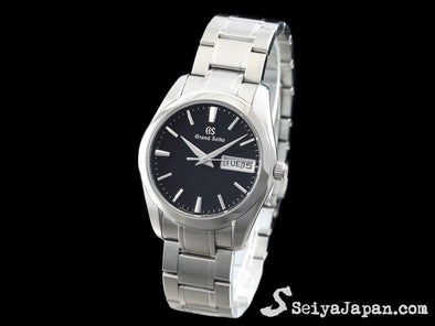 Grand Seiko Quartz SBGT237 /Current price - seiyajapan.com