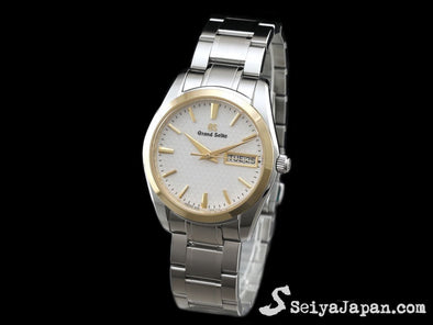 Grand Seiko Quartz SBGT238 /Current price - seiyajapan.com