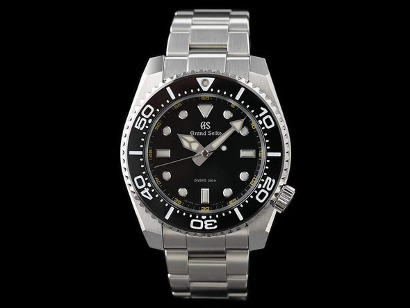 Grand Seiko Quartz SBGX335 200M Diver /Current price - seiyajapan.com