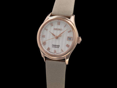 SEIKO AUTOMATIC PRESAGE SRRY048 for Ladies Made in Japan
