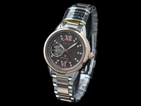 SEIKO LUKIA Automatic SSVM054 SWAROVSKI® Made in Japan - seiyajapan.com