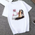 Red Bottoms White TShirt