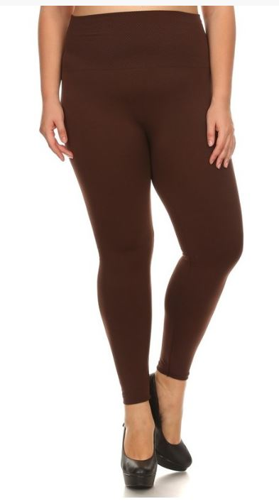 Curvy Girl Leggings