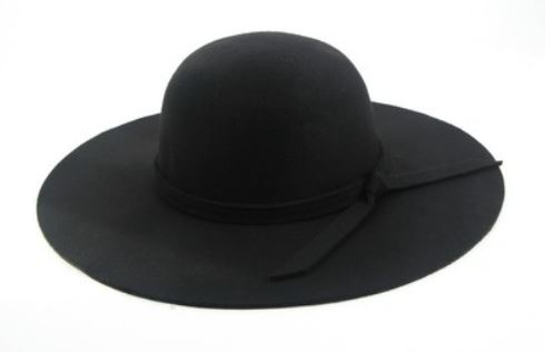 Floppy Wide Fedora Hat