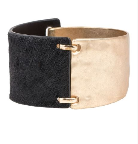 Tanya Gold and Black Cuff