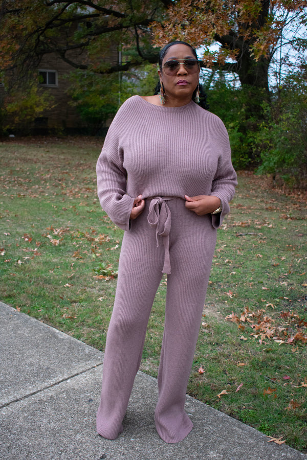 Comfy and Stylish 2pc Sweater Set, Now $36