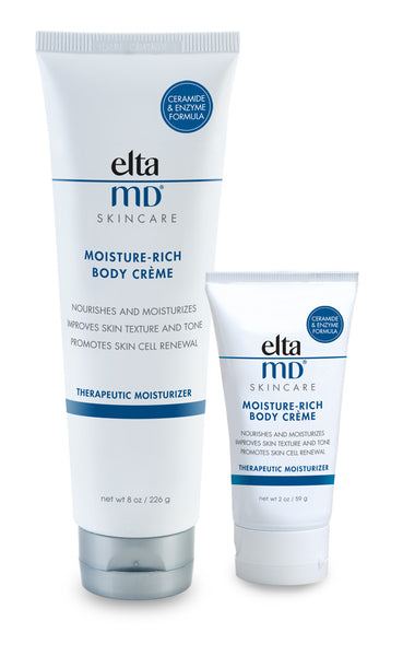 EltaMD Moisture Rich Body Cream 8 oz Tube