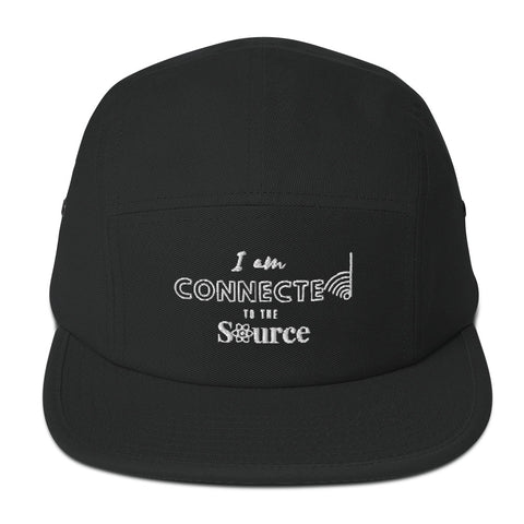 Connected to Source 5 Panel Camper