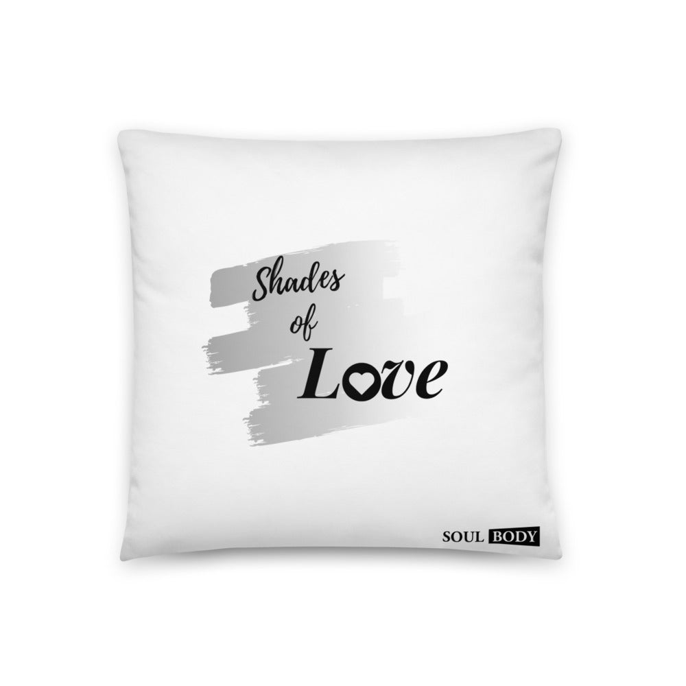 Shades of Love Basic Pillow