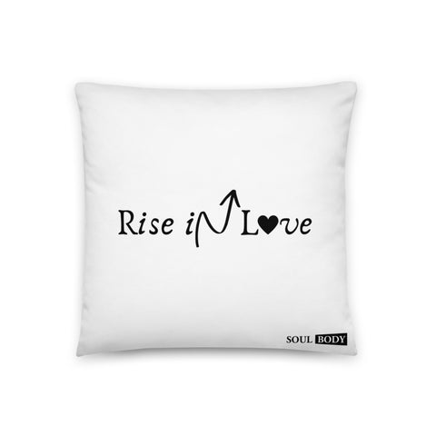 Basic Pillow- Rise in Love