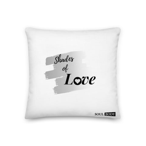 Shades of Love Premium Pillow
