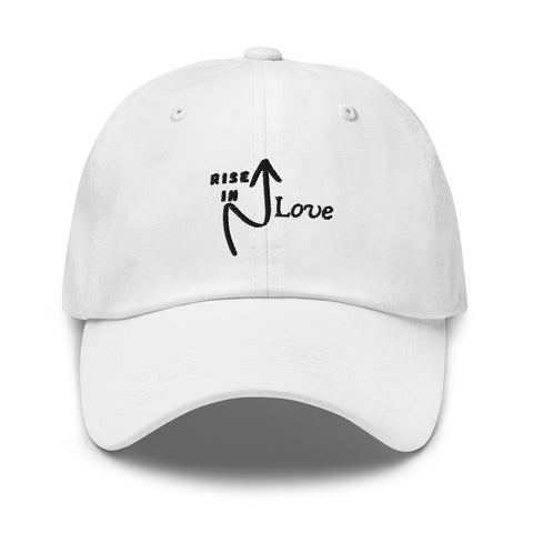 Rise in Love- hat
