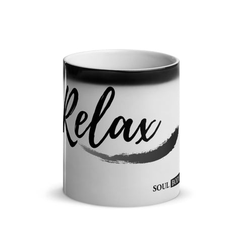 Relax Glossy Magic Mug
