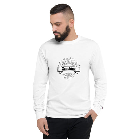 Sunshine Men's Champion Long Sleeve Shirt