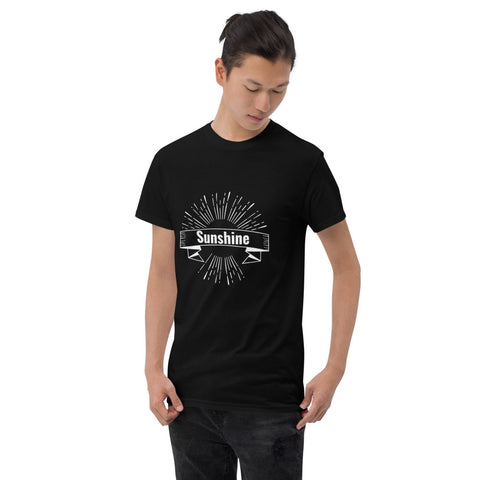 Sunshine Short Sleeve Men's T-Shirt