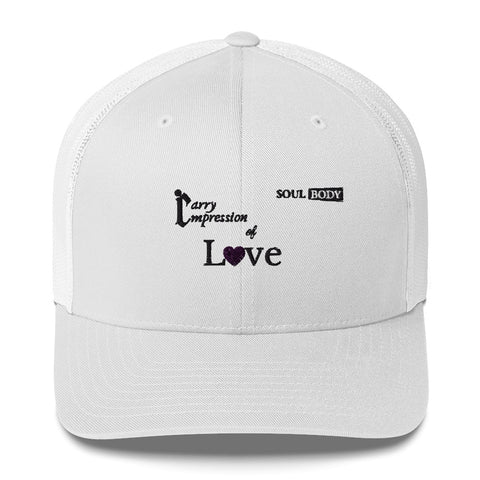 Carry Impression of Love Trucker Cap