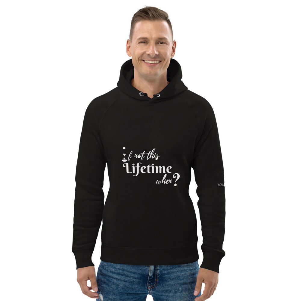 If not this Lifetime When Men pullover hoodie