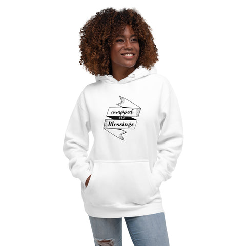 Wrapped in Blessings Women's Hoodie
