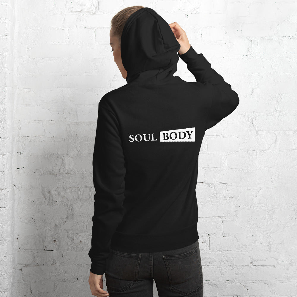 Tune into Energy Women's hoodie