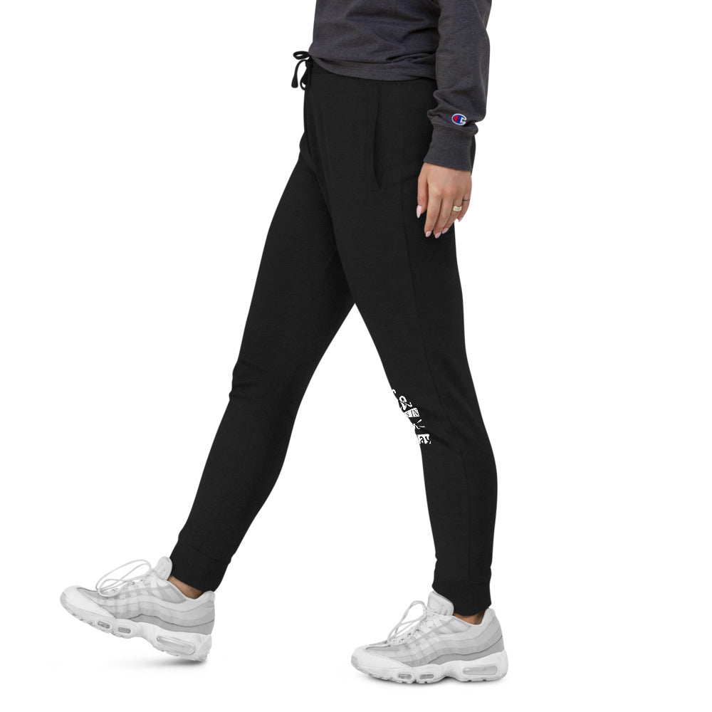 Life Is In You Today Unisex slim fit joggers