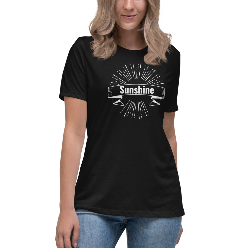 Sunshine Women's Relaxed T-Shirt