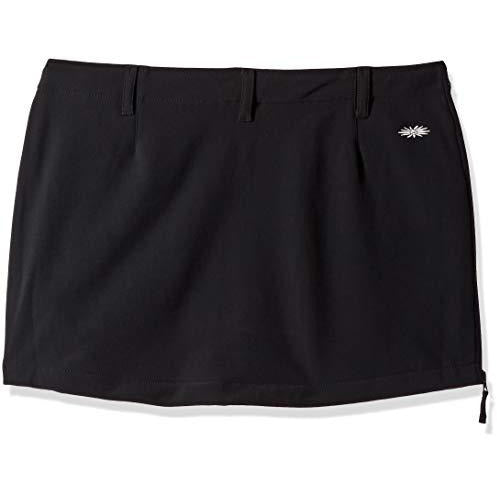 Skhoop Women's Adventure Mini Skirt, Black, X-Small