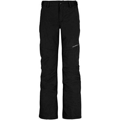 O'NEILL Girls Charm Pants, Size 16, Black Out