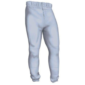 Easton Youth Deluxe Pant, Gray, Medium