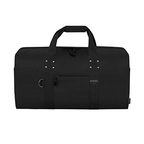 "East West U.S.A D2030 30"" Sports Duffle Gear Gym Travel Bag, Black"