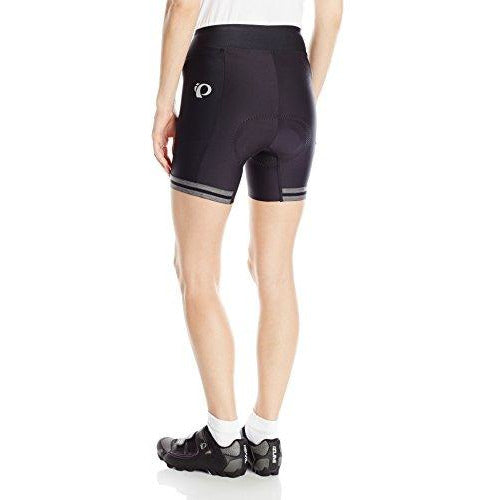 PEARL IZUMI Women's Elite Escape Half Shorts, Black Texture, X-Large