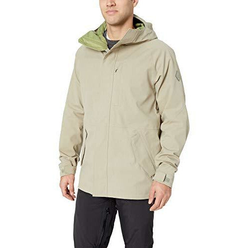 Burton Men's Gore Radial Shell Jacket, Hawk, Large